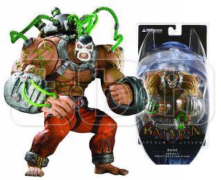 BANE figure BATMAN ARKHAM ASYLUM dark knight DC DIRECT series 2