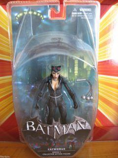 Batman Arkham City Series 2 Catwoman Legends DCUC Direct Asylum