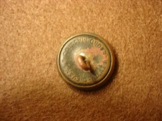 33 VINTAGE NO. ATTLEBORO SPREAD MWING EAGLE MILITARY BUTTONS