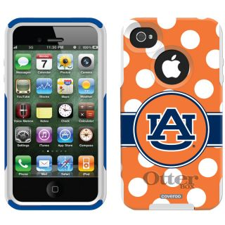 Case Apple iPhone 4 4S Auburn University Tigers AU War Eagle