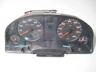 Audi 90 Instrument Cluster Speedometer 1993 1994 1995 93 94 95 Used