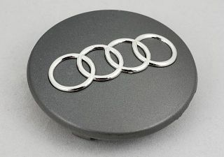 Audi Center Hub Caps Wheel A6 A3 A2 RS4 RS6 TT A8 A4 Brand New A 65g