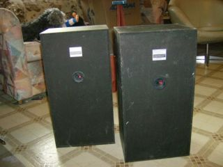sony ss mb215 home audio stereo speakers used i ve had these