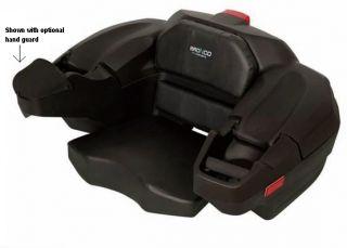 ATV REAR TRUNK BOX STORAGE SEAT 2UP COMFORT PASSENGER DOUBLE HEATED
