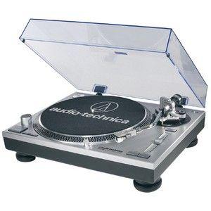 new audio technica atlp120usb usb turntable recording system mfr