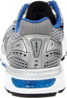 Asics Men Gel 1160 Running Shoes Synthetic and Mesh Rubber Sole Speva