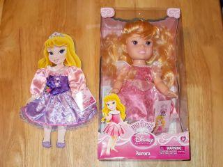 My First Disney Princess Toddler Doll Sleeping Beauty AURORA & Fashion