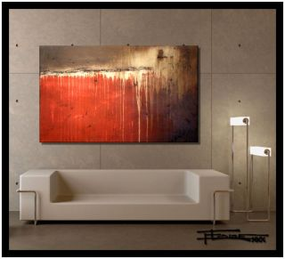 Modern Abstract Contemporary Painting Canvas Wall Art