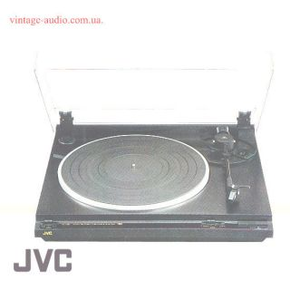 JVC AL A151BK ALA151BK Auto Turntable Belt Drive Great Condition No
