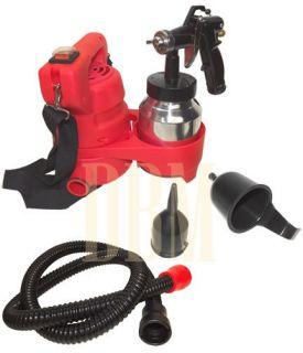 HVLP 1 Liter Air Spray Gun Paint Painting Home Auto Painter Sprayer