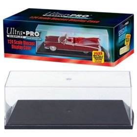 24 Scale Diecast Car Auto Ultra Clear Display Case Holder Ultra Pro