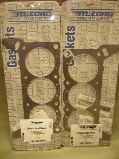) Head Gaskets (2)a Pair WONT BE UNDERSOLD Ford v 6 3.8L engine