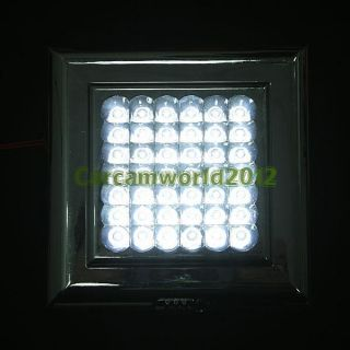 LED Super Bright White Dome Roof Ceiling Car Auto Interior Lamp Light