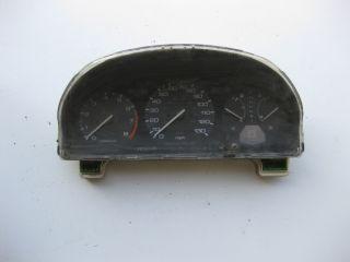 1992 1993 Honda Accord Instrument Cluster Speedometer Gauges