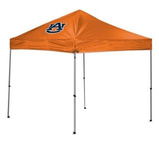 Auburn Tigers 9 X 9 Canopy Tailgate Tent Shelter Straight Leg