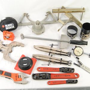 Small Engine Repair Tools and Accessories Lot of 18