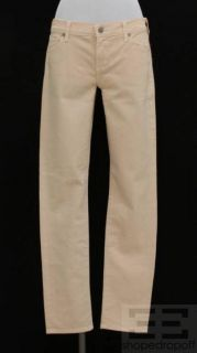 Citizens of Humanity Peach Avedon Low Rise Skinny Jeans Size 29 New