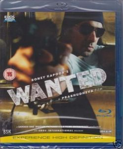Wanted Blu Ray Salman Khan Ayesha Takia Wanted Blu Ray