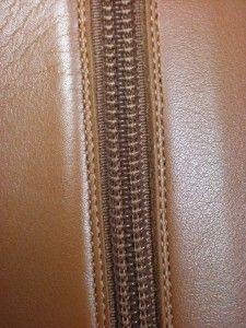 Christian Louboutin Babel 85 Calf Carezza Brown Knee High Boots 41 9 5