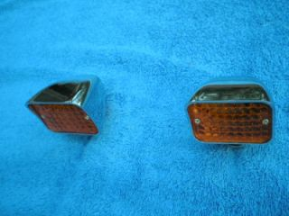 Parking Lights Running Turn Signals Hot Rod Rat Rod MBA