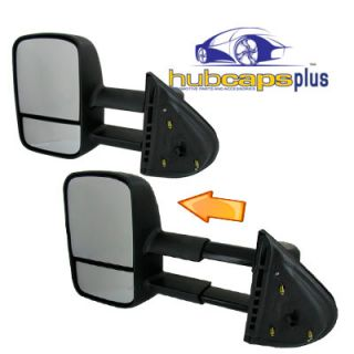 Chevy GMC 1500 2500 3500 Truck Manual Towing Mirror Kit