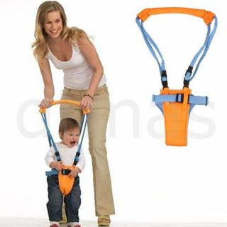Baby Toddler Safety Walk Learning Harness Reins Walker Assistant
