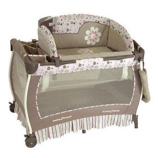 Baby Trend Deluxe Nursery Center Play Yard Gabriella ZMC