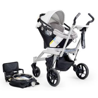 Orbit Baby G2 Travel System Stroller Black