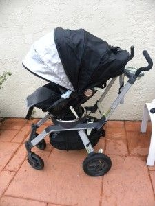 ORBIT BABY STROLLER TRAVEL SYSTEM WITH CAR BASE & ACCESSORIES