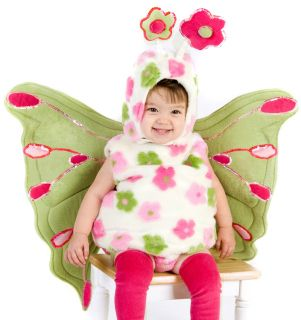 Baby Girls Butterfly Outfit Cute Toddler Halloween Costume 18mo 2T