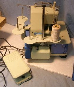 Nice ing * BABY LOCK SEWING MACHINE * Model EF 405 *