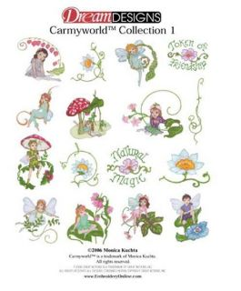 Brother Babylock Embroidery Machine Card Carmyworld 1
