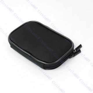 Soft Case Bag Pouch Anti Shock for 2 5 HDD Hard Driver