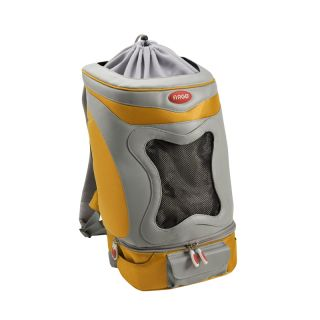 Argo Pet Pack Carrier Dog Cat Backpack Orange New