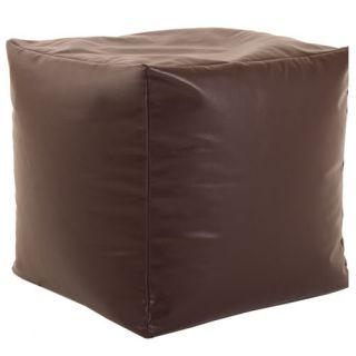 Cube Beanbag Seat Pouffe Foot Stool Bean Bag Bags Chair