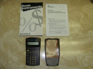 Texas Instruments Ba II Plus Pro Scientific Financial Calculator w
