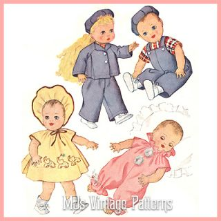 Baby doll knitting pattern | baby doll patterns | baby doll