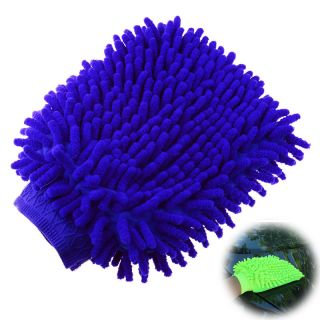 Car Cleaning Super Mitt Microfiber Car Washing Cleaning Glove Hand