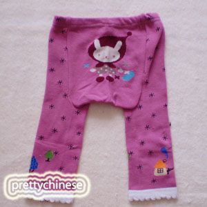 BUNNY TODDLER BOY GIRL LEGGINGS TROUSERS PANTS C2
