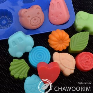 Silicone Molds Baking Molds Soap molds Candle molds Body Butter Molds