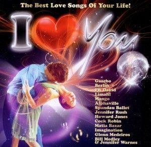 Various I Love The Best Slow Dance Songs 80s CD Sam