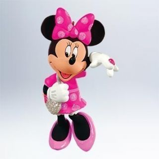 Hallmark 2011 Disney Sweetheart Minnie Mouse Christmas Ornament