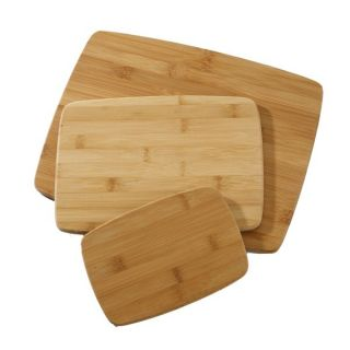 cutting boards 3 pc these farberware bamboo wooden cutting boards