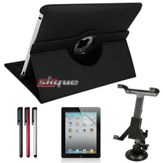 Item Accessories Case Cover Leather Folio For Apple Ipad 3rd