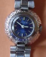 GUB Glashutte 17JEW Germany Wrist Watch Lady S
