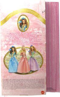 Mattel Barbie Doll Carnivale Ball Evening Dress Princess Teresa Set