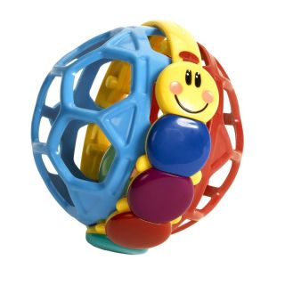 Baby Einstein Bendy Ball Developmental Fun Toy Infant Play Toys Soft