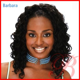 Outre Quick Weave Loose Curl Half Wig Barbara