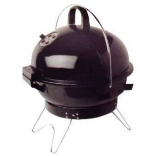 Bond Portable Charcoal BBQ Grill for Tabletop Tailgate