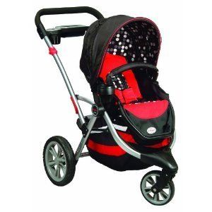 Travel System Baby Car Seat Infant Push Stroller Walker Roller New